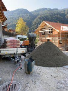 Zementestriche-Unterlagsböden